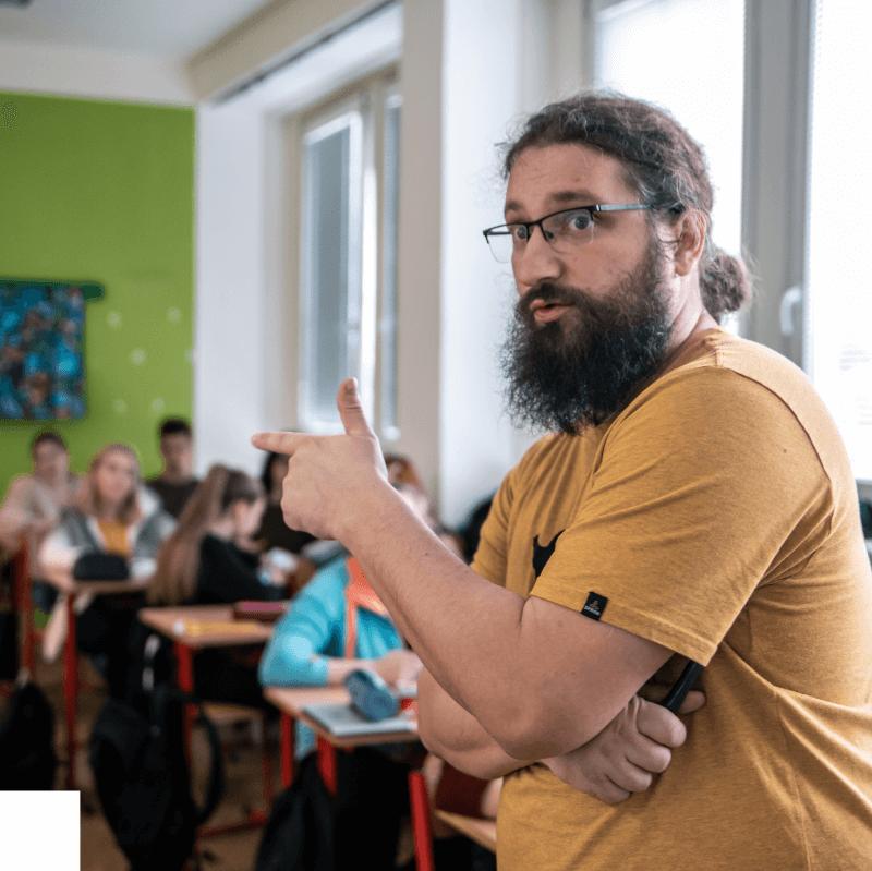 Střední pedagogická škola Futurum – Projekty na škole
